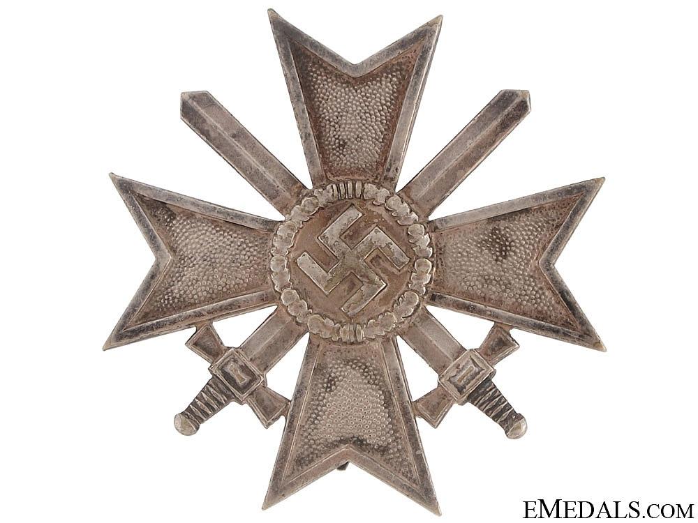 eMedals-War Merit Cross 1St. Cl. w/Swords – Tombac