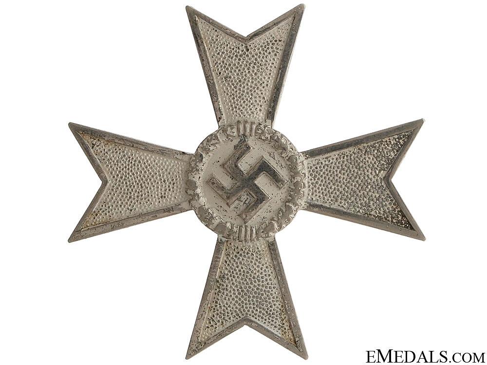 eMedals-War Merit Cross First Class