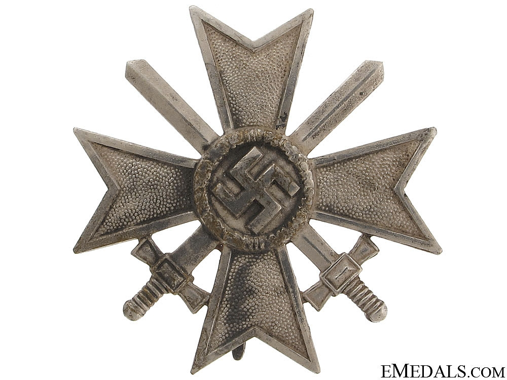 eMedals-War Merit Cross 1st Class with Swords