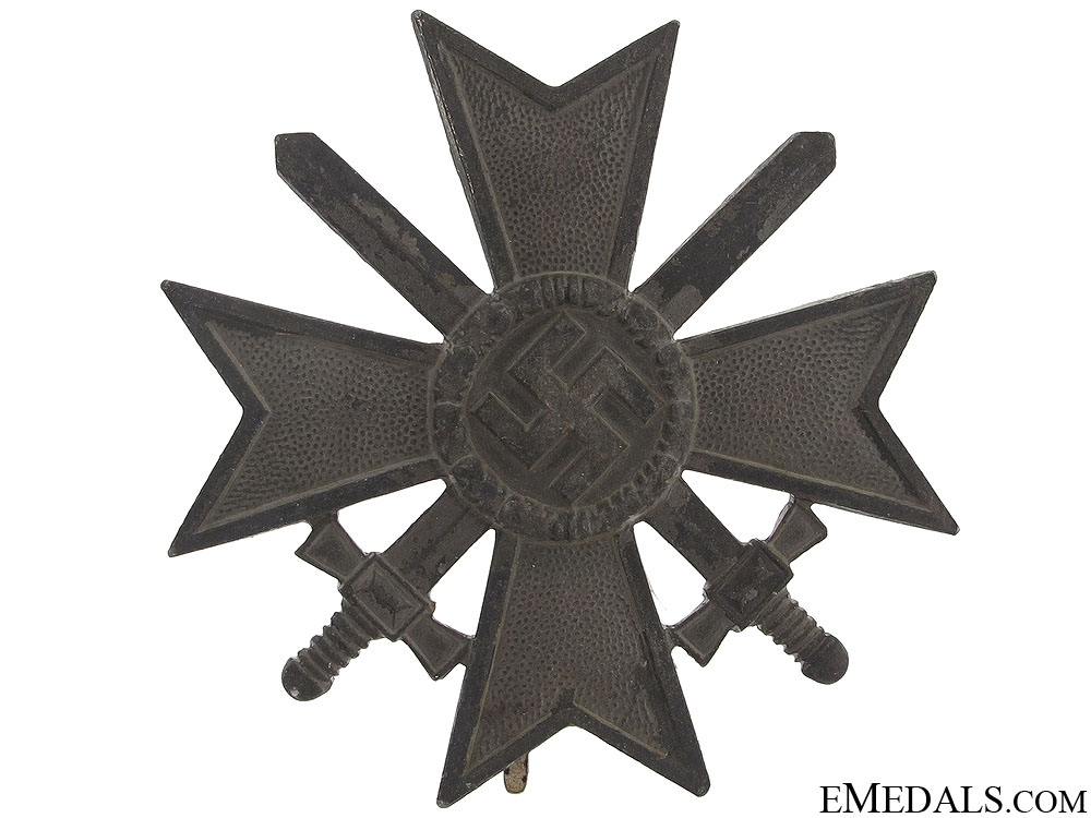 eMedals-War Merit Cross 1st Class by Deumer