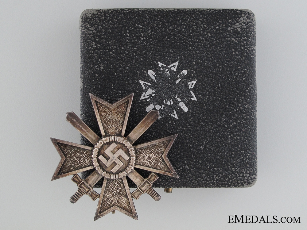 eMedals-War Merit Cross 1st Class by Klein & Quenzer
