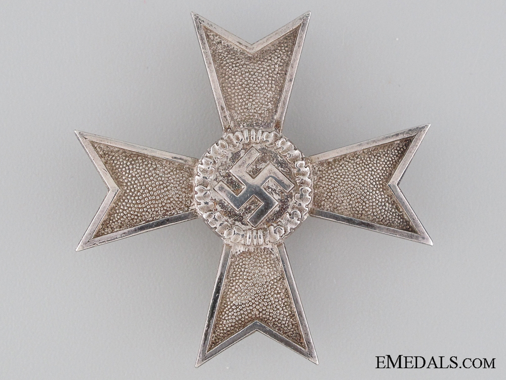 eMedals-War Merit Cross 1st Class Cross by Deschler