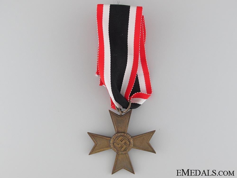 eMedals-War Merit Cross 2nd Class without Swords