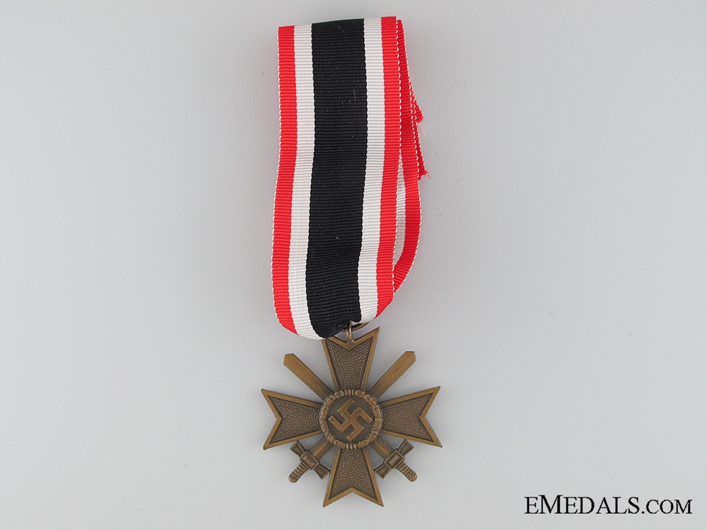 eMedals-War Merit Cross 2nd Class with Swords