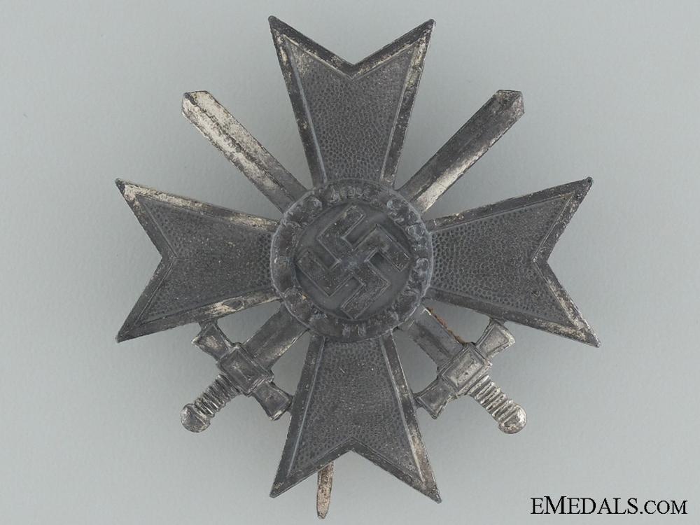 eMedals-War Merit Cross First Class with Swords by W. Deumer