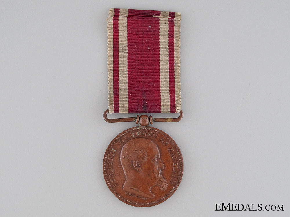 eMedals-War of 1848-50 Danish Campaign Medal