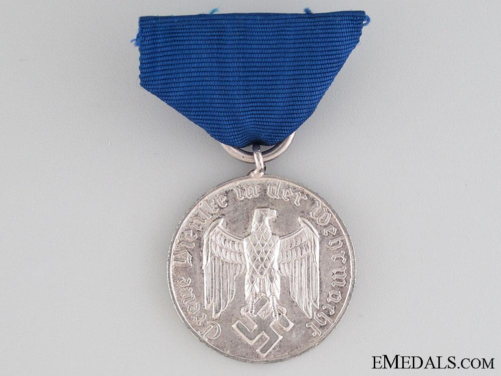 eMedals-Wehrmacht Long Service Award - 4th Class