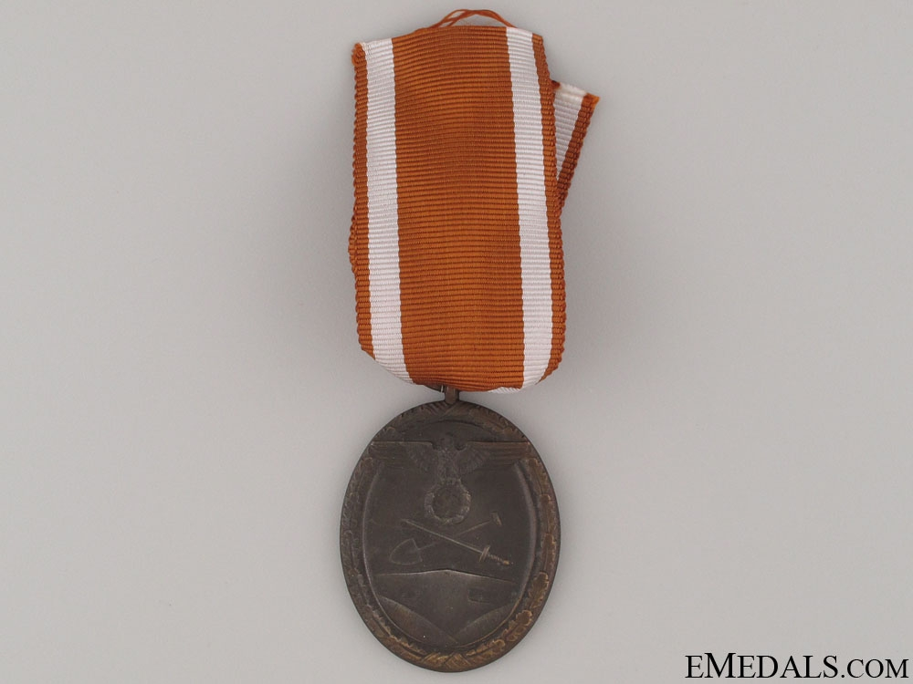 eMedals-West Wall Medal