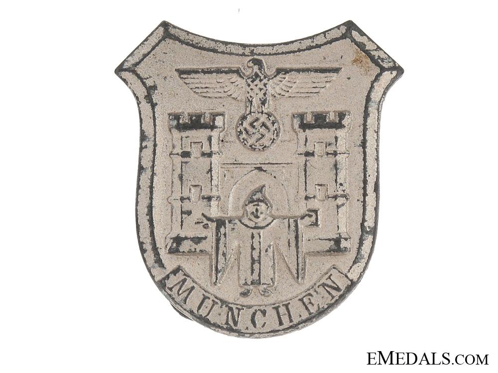 eMedals-WHW (Winterhilfswerk) Munich Badge