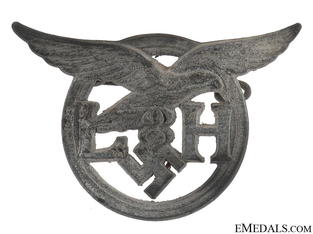 eMedals-Women's Luftwaffe Helper Badge