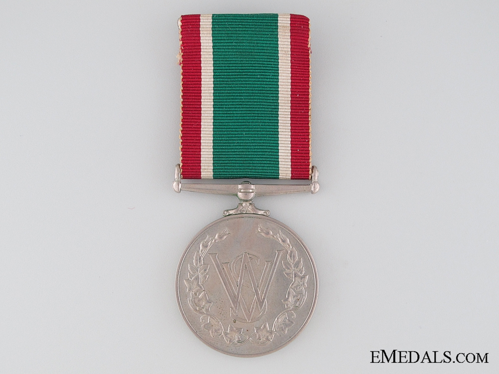 eMedals-Women's Royal Voluntary Service Long Service Medal