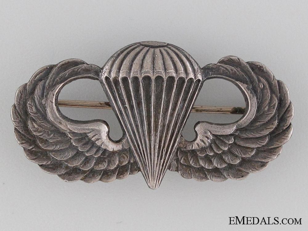 eMedals-World War II Paratrooper Wing