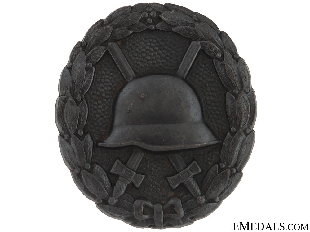 eMedals-WW1 Imperial Wound Badge