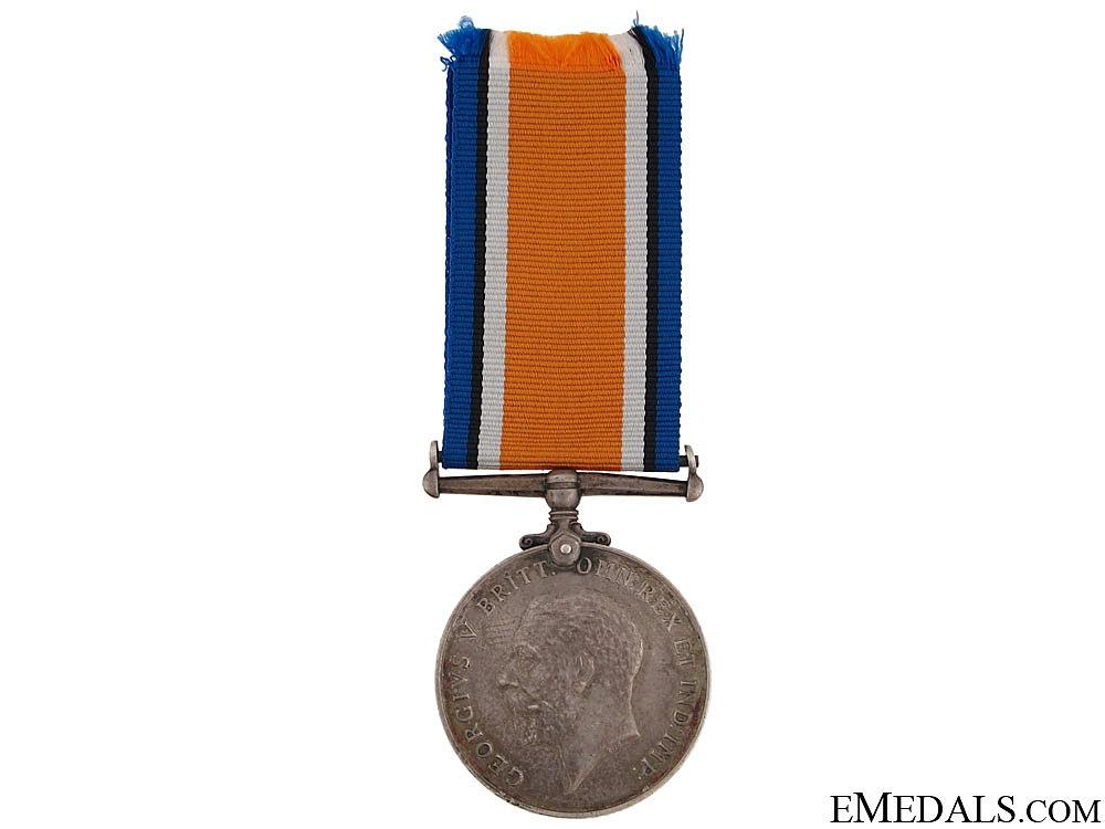 eMedals-WW1 War Medal - Central Ontario Regiment