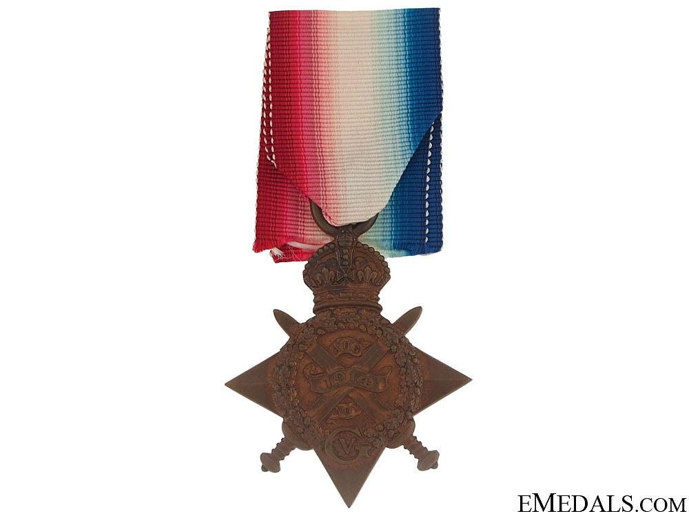 eMedals-WWI 1914 Star - Royal Linclohnshire Regiment