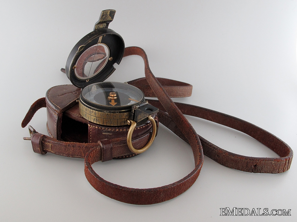eMedals-WWI 1916 British Officer's Compass
