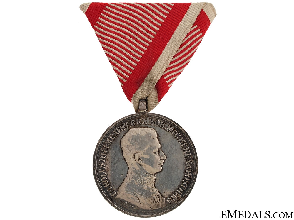 eMedals-WWI Austrian Bravery Medal