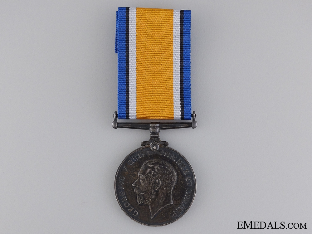 eMedals-WWI British War Medal to the Eastern Ontario Regiment