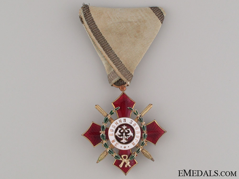 eMedals-WWI Bulgarian Order for Military Merit