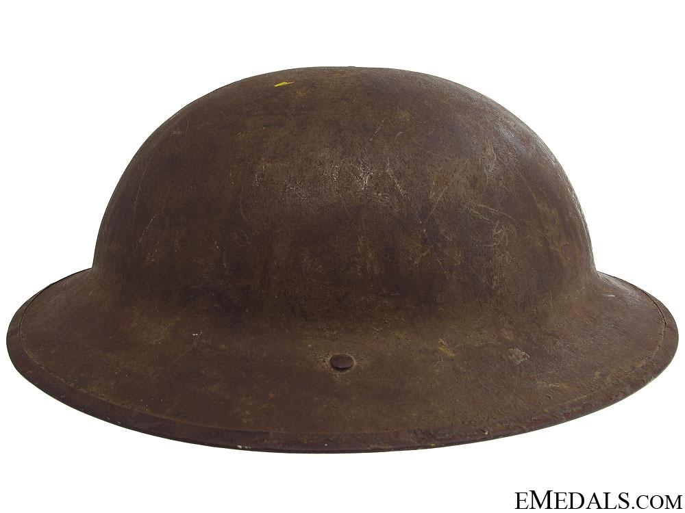 eMedals-WWI Canadian Brodie Helmet