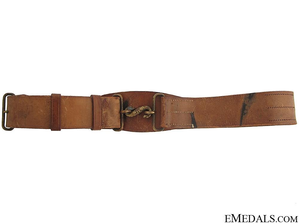eMedals-WWI Canadian CEF Belt