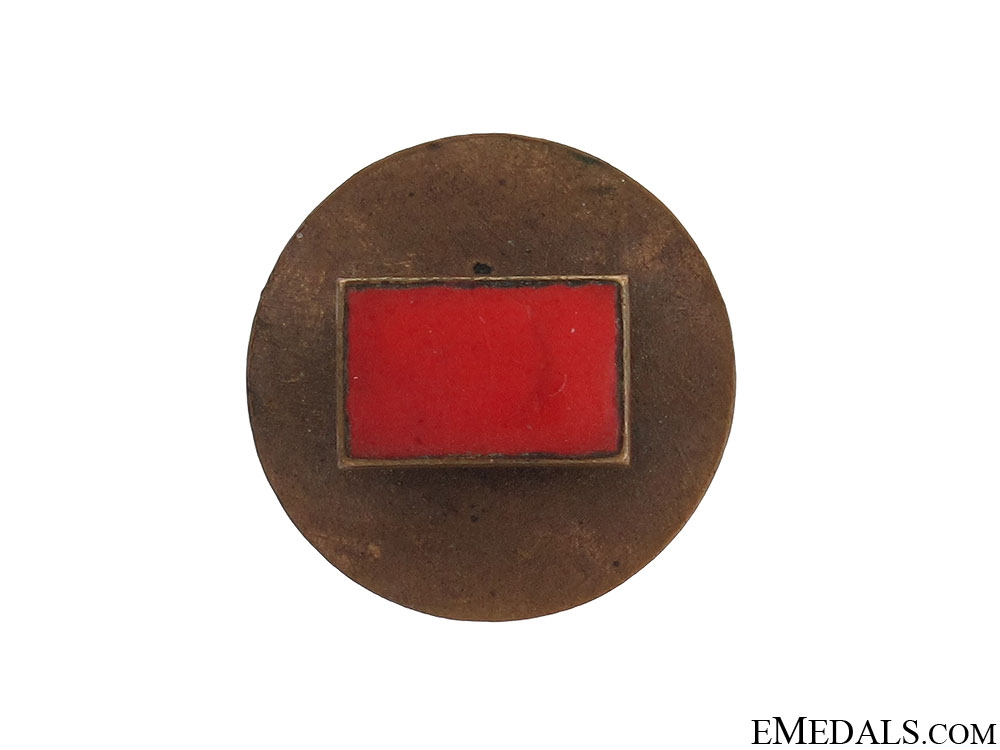 eMedals-WWI CEF 1st Division Badge