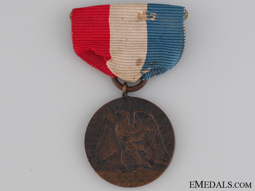 eMedals-WWI City of Easton Veterans Medal