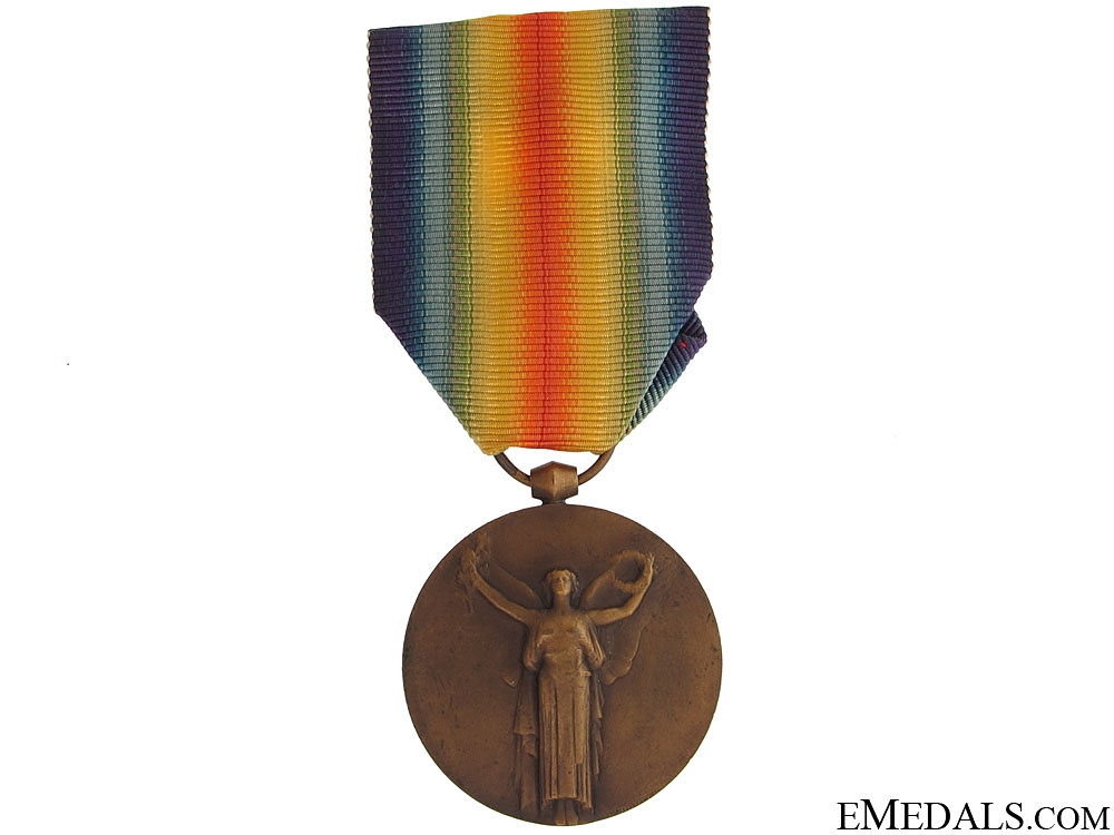 eMedals-WWI French Victory Medal