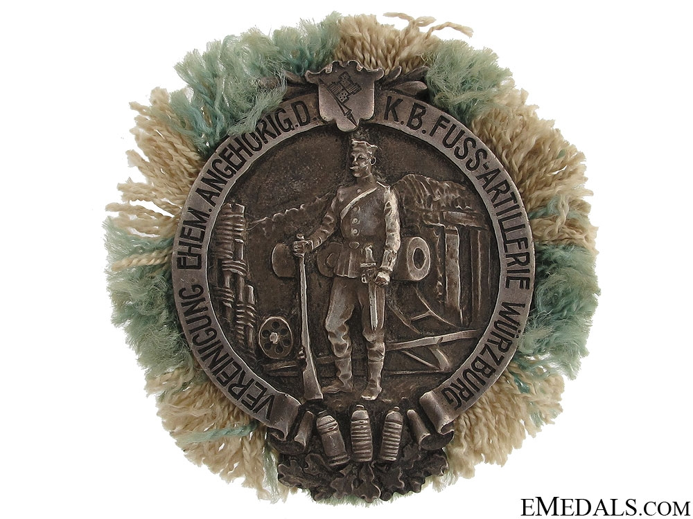 eMedals-WWI German Veterans Badge