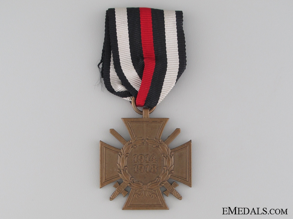 eMedals-WWI Hindenburg Cross for Combatants