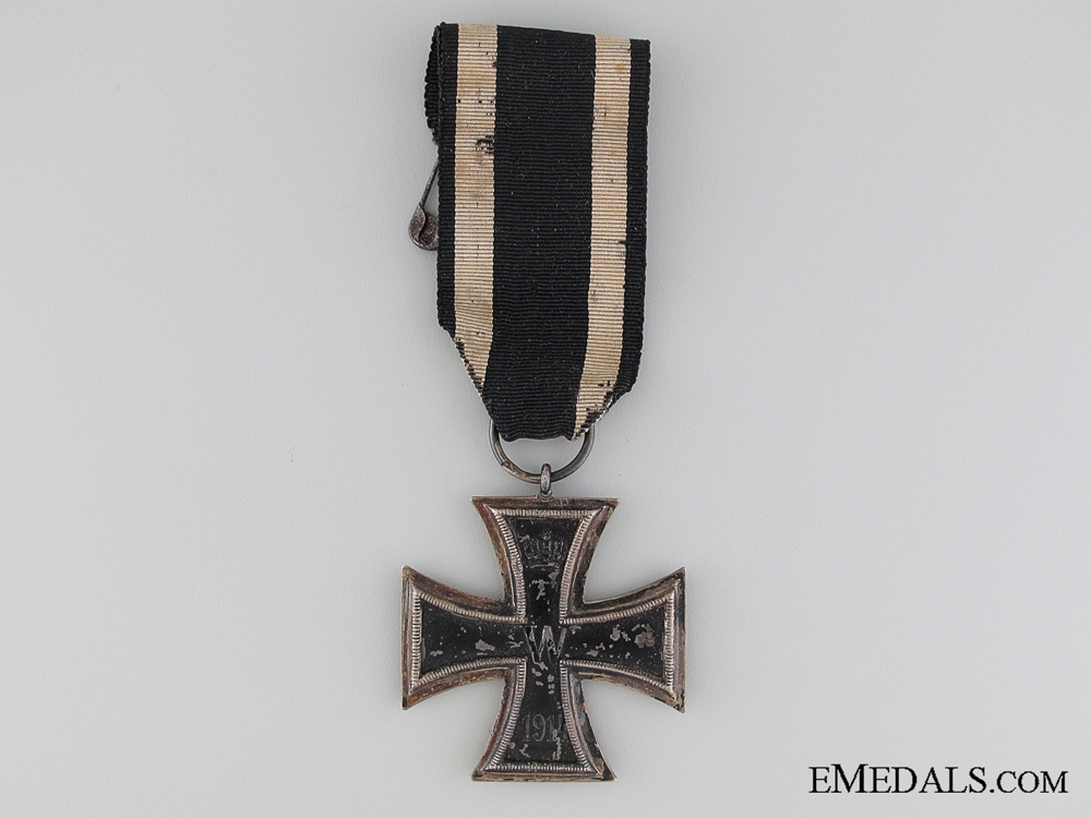 eMedals-WWI Iron Cross 2nd Class 1914