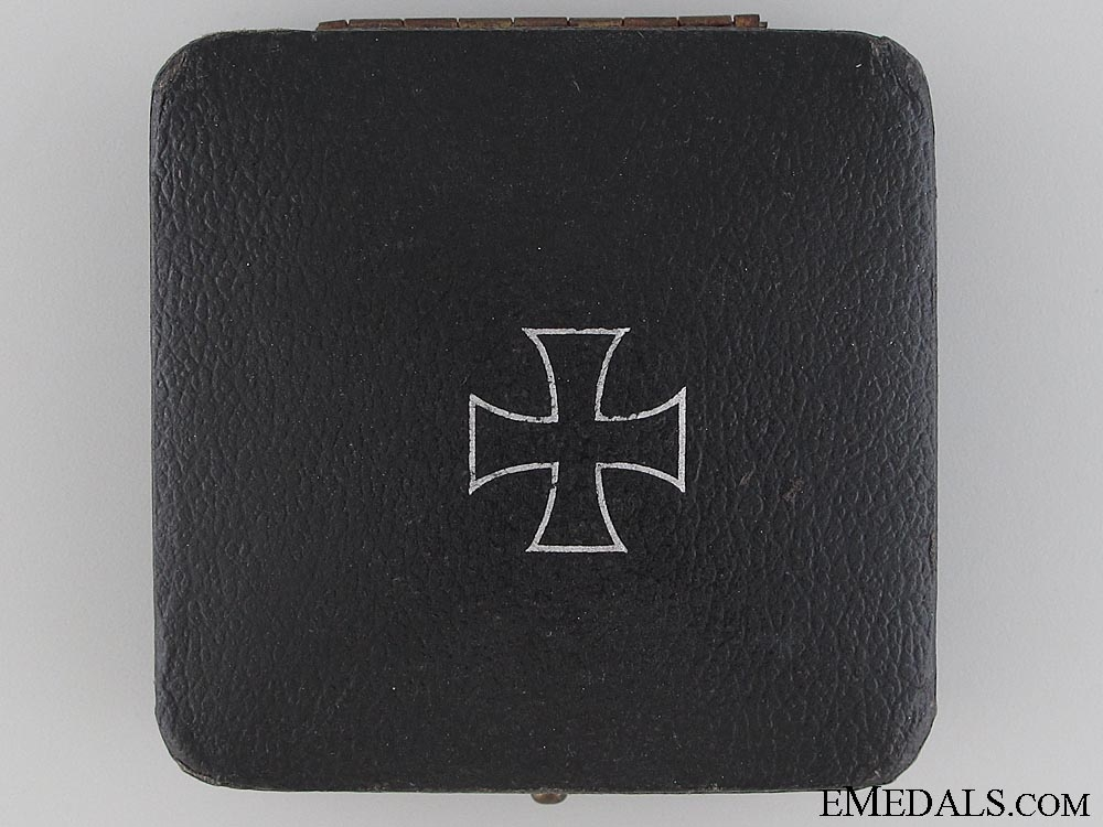 eMedals-WWI Iron Cross First Class 1939 Case
