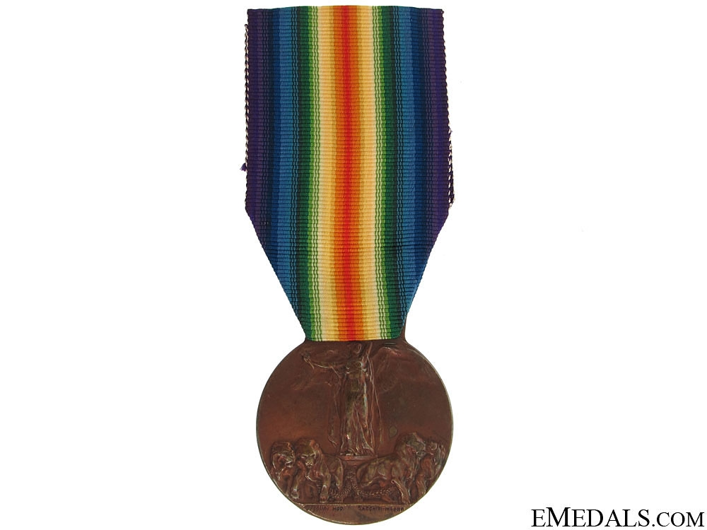 eMedals-WWI Italian Victory Medal