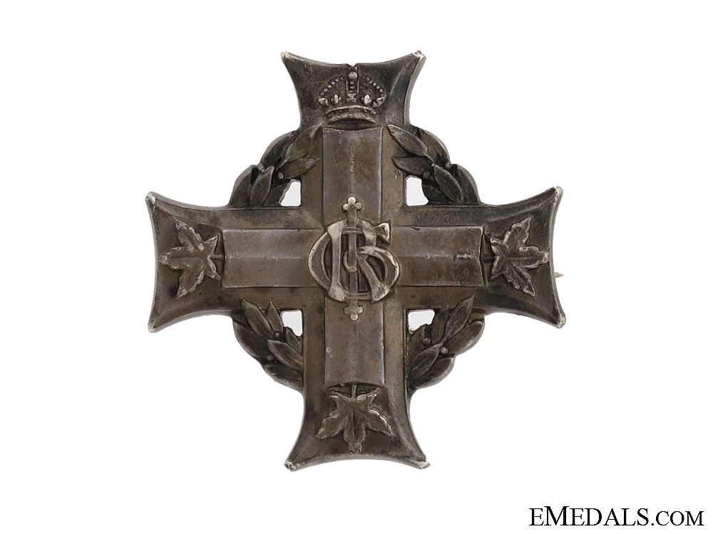 eMedals-WWI Memorial Cross to an Australian POW