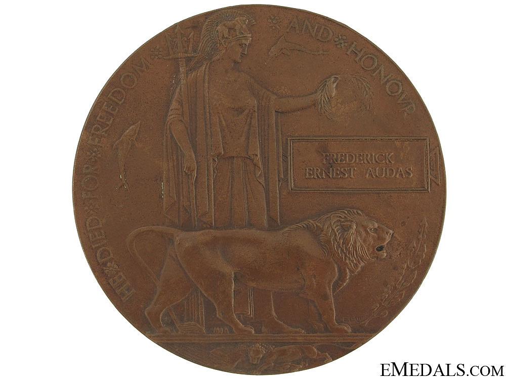 eMedals-WWI Memorial Plaque - 2nd Special Company R.E.