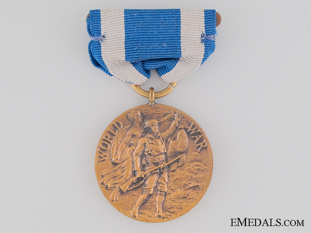 eMedals-WWI New York State War Service Medal 1917-1919
