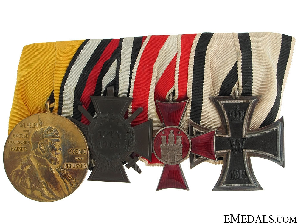 eMedals-WWI Non-Combatant Group