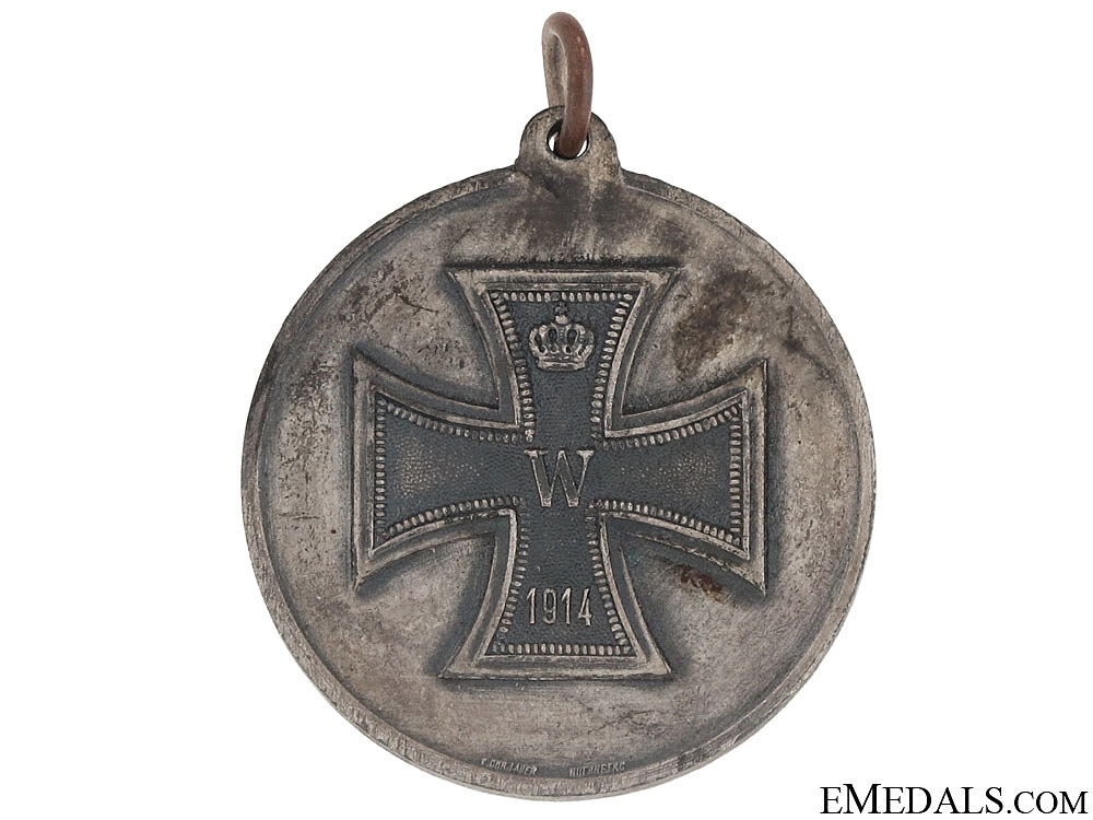eMedals-WWI Patriotic Prize medal