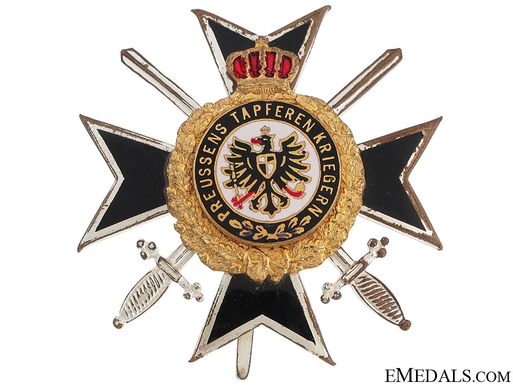 eMedals-WWI Prussian Commemorative Honour Cross