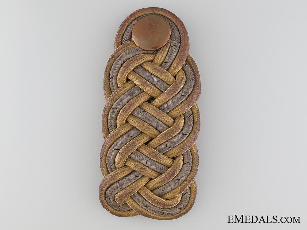 eMedals-WWI Prussian General's Shoulder Board 1915