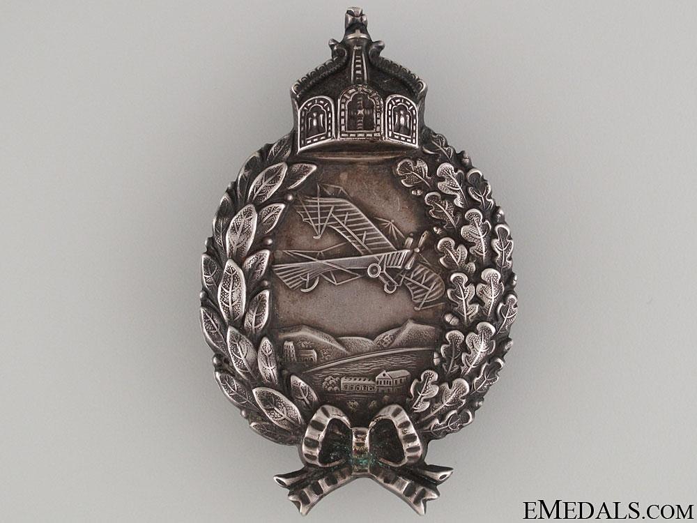 eMedals-WWI Prussian Pilot's Badge - Unmarked Juncker
