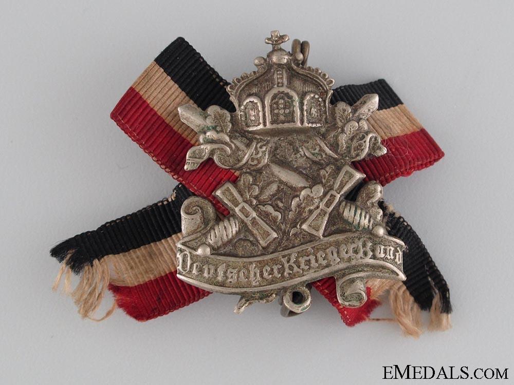 eMedals-WWI Prussian Veteran's Badge