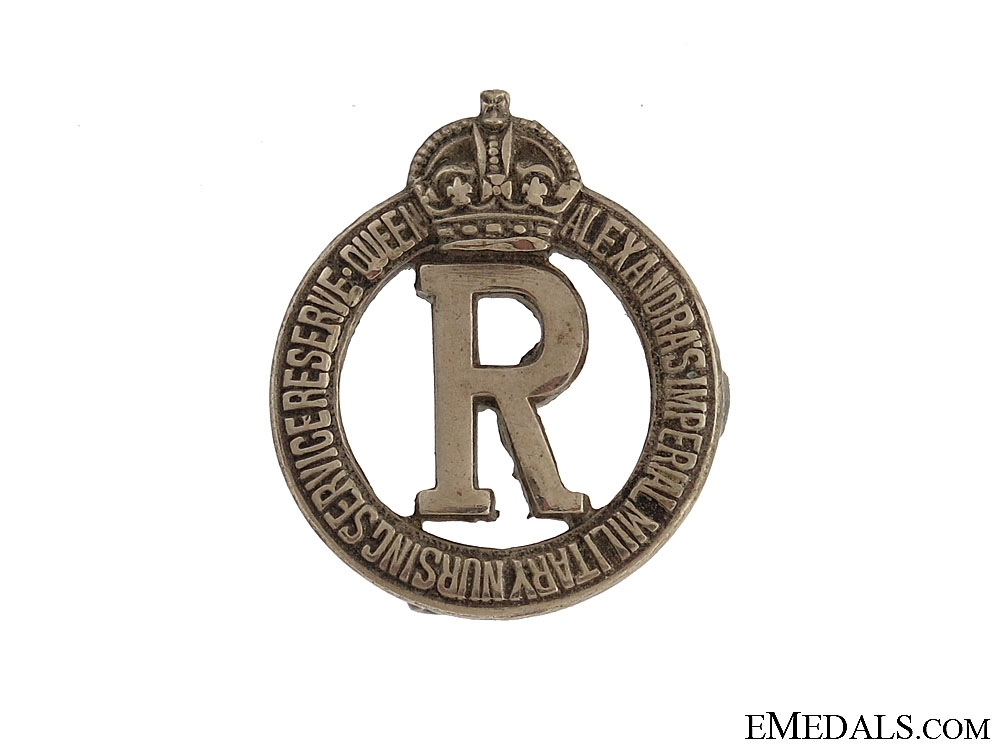 eMedals-WWI Queen Alexandra's Imperial Military Nursing Service Badge