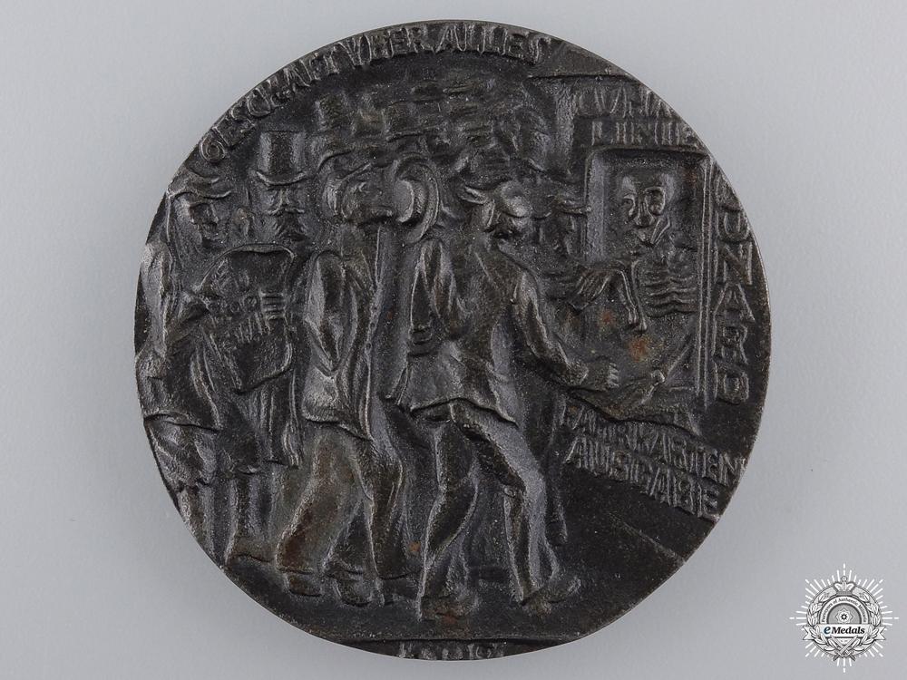 eMedals-A First War RMS Lusitania Propaganda Medal