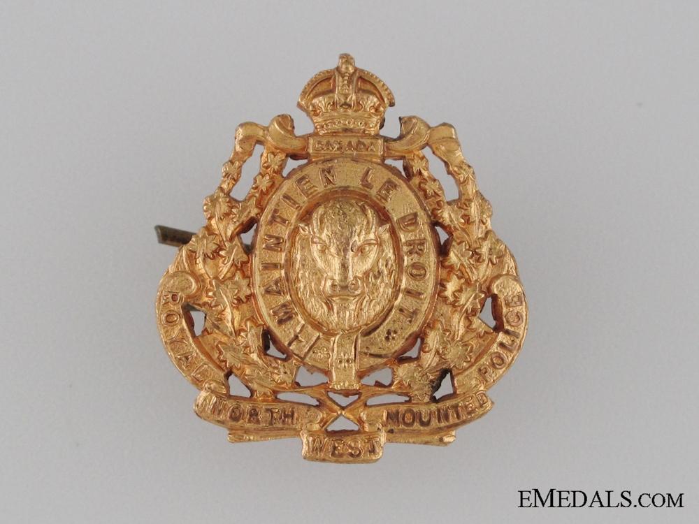 eMedals-WWI Royal NWMP Collar Tab