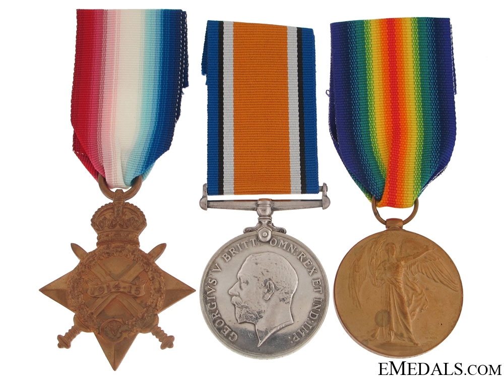 eMedals-WWI Trio to Bomber Metcalfe