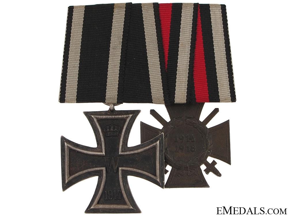 eMedals-WWI Veteran's Pair