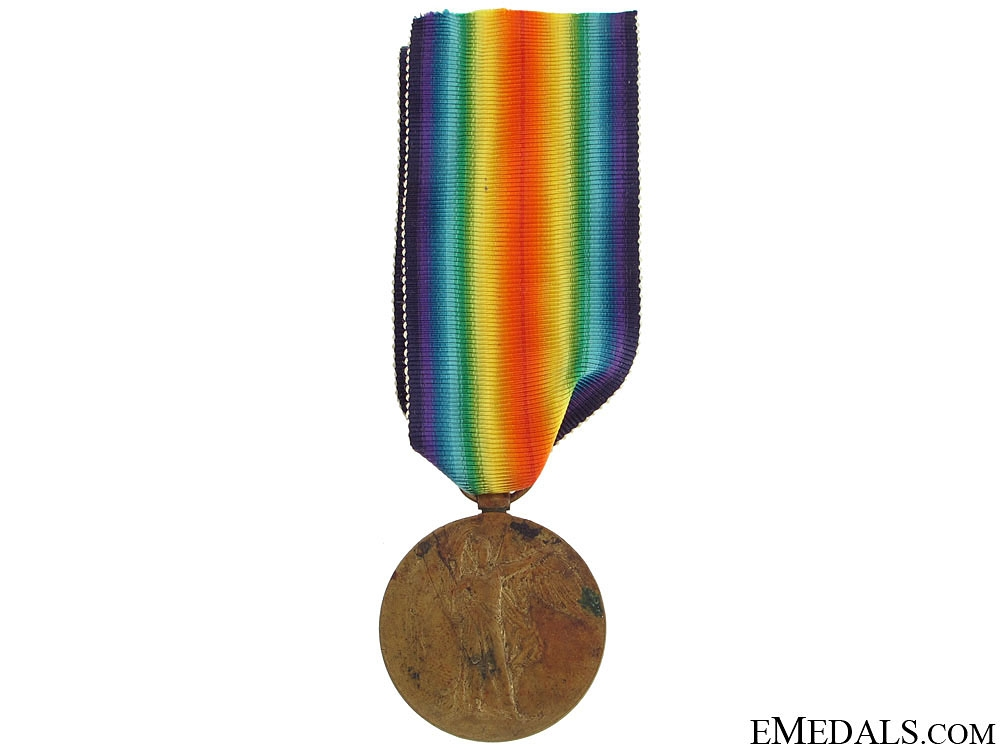 eMedals-WWI Victory Medal - The Cameronians