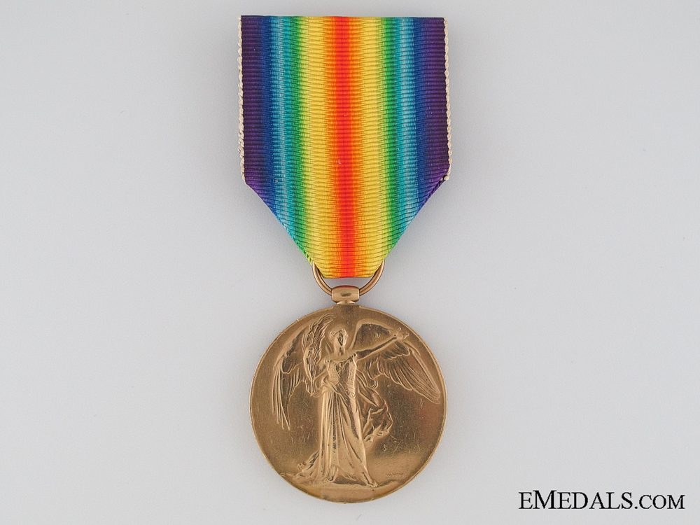 eMedals-WWI South African Victory Medal