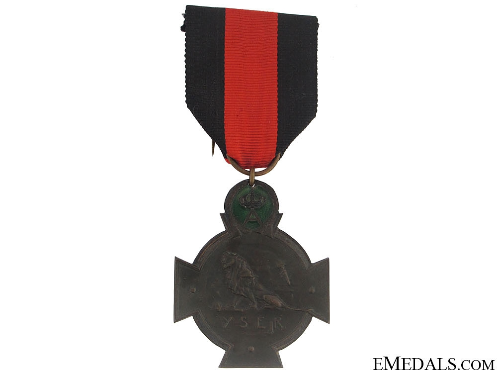 eMedals-WWI Yser Cross